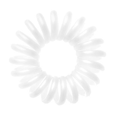 Купить Резинка для волос белая invisibobble