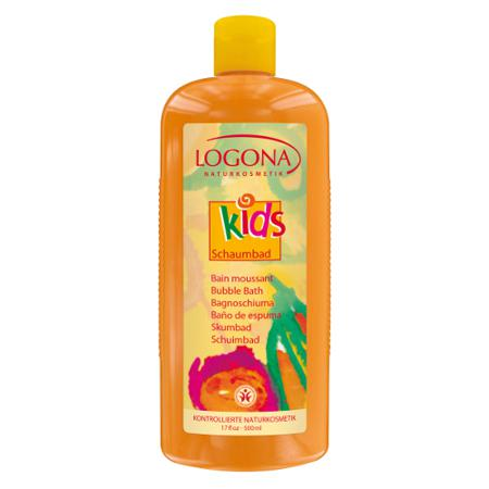 Купить Детская пена для ванны logona