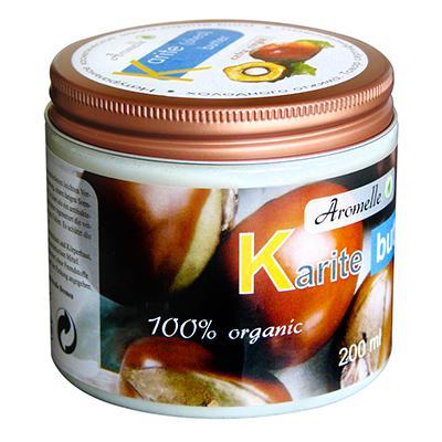 Купить Масло ши для кожи и волос organic aromelle