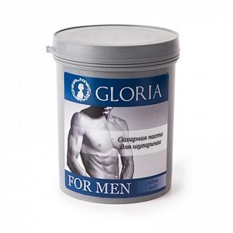 Купить Паста для мужского шугаринга (мягкая)  for men gloria