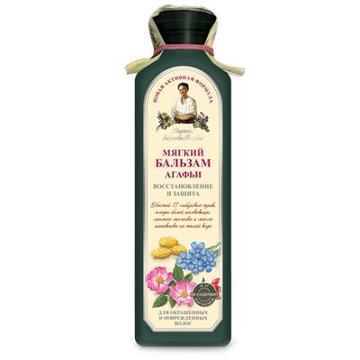 Купить Мягкий бальзам агафьи восстановление и защита волос рецепты бабушки агафьи