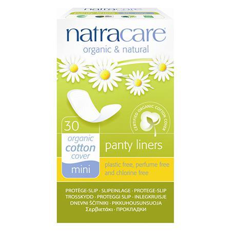 Купить Натуральные женские прокладки panty liners breathable natracare