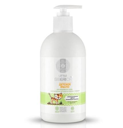 Купить Детское мыло для ежедневного ухода natura siberica