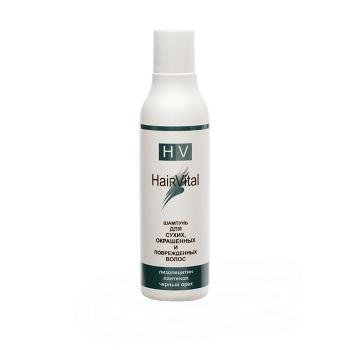 Купить Шампунь для сухих, окрашенных и поврежденных волос hair vital
