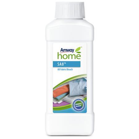 Купить Sa8 универсальный отбеливатель для всех типов тканей amway, 500 гр