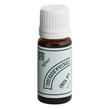 Купить Смесь эфирных масел №9 гинекологическая iris