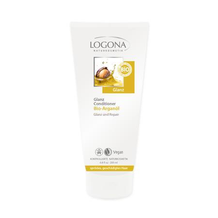 Купить Кондиционер для блеска волос с био-аргановым маслом logona