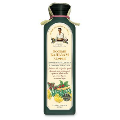 Купить Особый бальзам агафьи против потере и ломкости волос рецепты бабушки агафьи