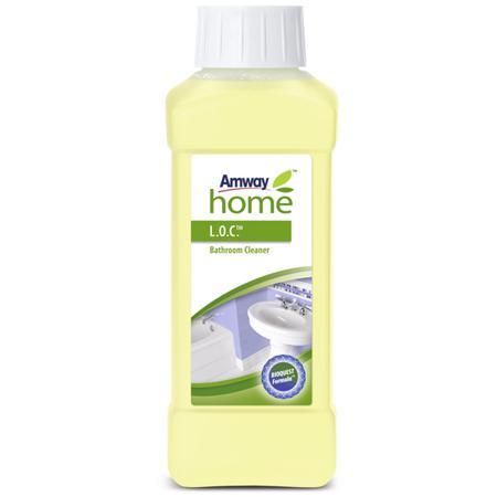 Купить L.o.c. чистящее средство для ванных комнат amway