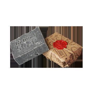 Купить Мыло угольное «black stone» бородист