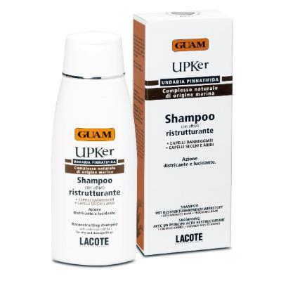 Купить Шампунь для восстановления сухих секущихся волос upker guam