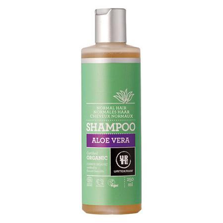 Купить Шампунь для нормальных волос алоэ вера 250 мл urtekram