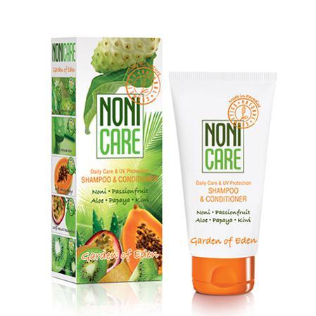 Купить Увлажняющий шампунь-кондиционер shampoo & conditioner nonicare