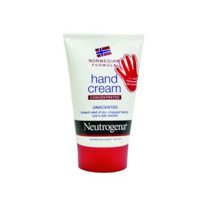 Купить Крем для рук без запаха (hand cream unscented hand care) neutrogena