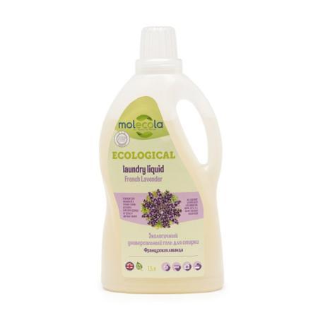 Купить Гель универсальный для стирки french lavender французская лаванда экологичный molecola