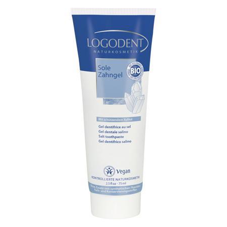 Купить Гелевая зубная паста «солевая» logodent logona
