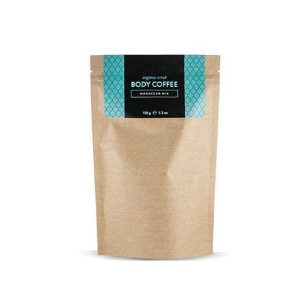 Купить Скраб кофейный марокканский микс 150 г huilargan