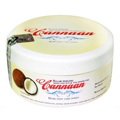 Купить Масляный пилинг с кокосом и тростниковым сахаром cannaan