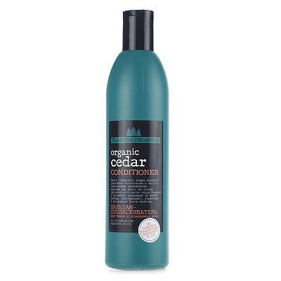 Купить Бальзам для тонких и ослабленных волос organic cedar  planeta organica