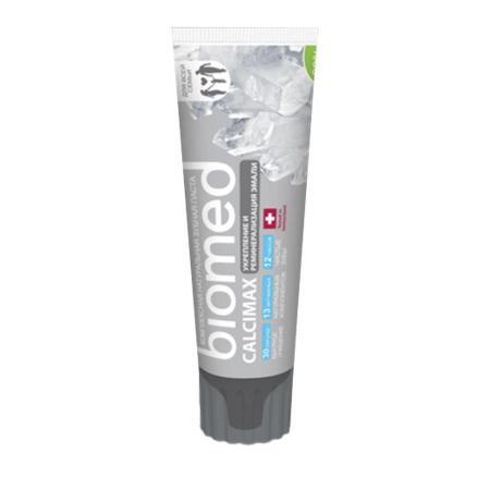 Купить Зубная паста calcimax укрепление и реминерализация эмали biomed