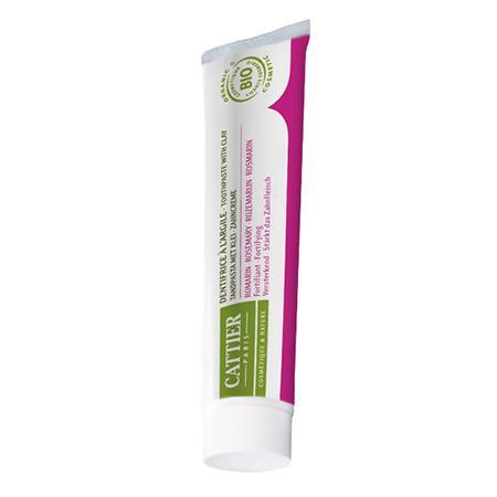 Купить Зубная паста дентаржиль с розмарином антивозрастная (75 мл) cattier