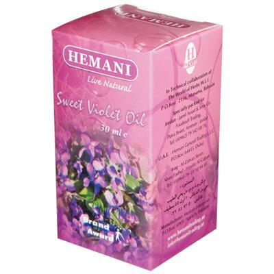 Купить Масло сладкой фиалки 30 мл хемани