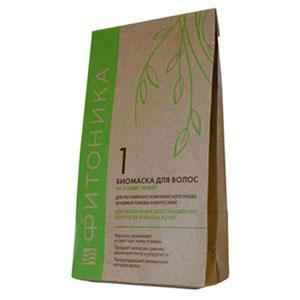 Купить Биомаска для волос на основе талька фитоника №1