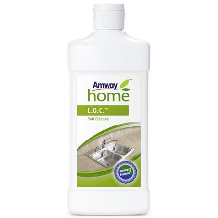 Купить L.o.c. мягкое чистящее средство amway