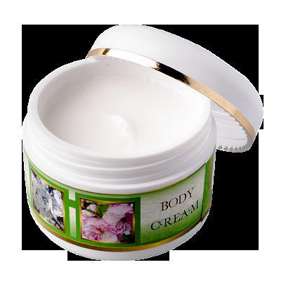 Купить Крем для тела с маслом жожоба и эфирным маслом герани
