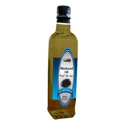 Купить Масло черного тмина 500 мл хемани