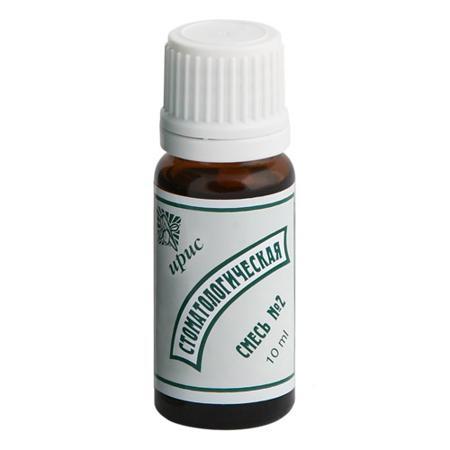 Купить Смесь эфирных масел №2 стоматологическая iris