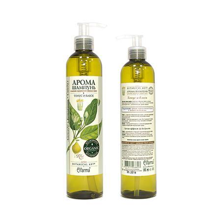 Купить Шампунь сандал-бергамот-авокадо (для нормальных волос) эльфарма