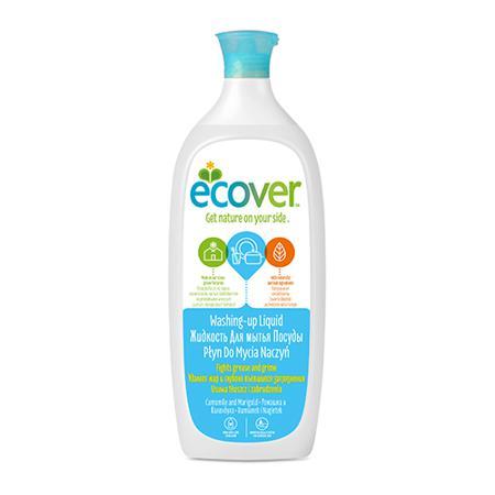 Купить Экологическая жидкость (для мытья посуды) с ромашкой ecover (1000 мл)