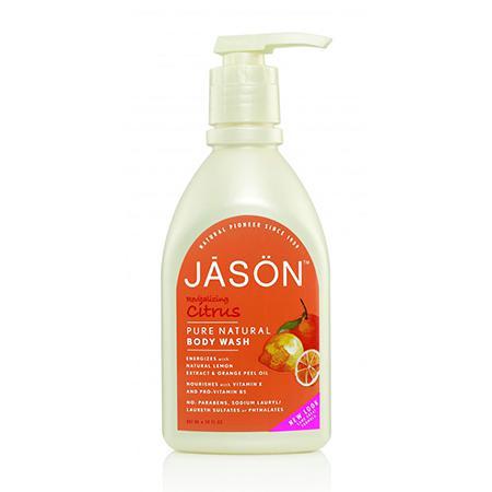 Купить Жидкое мыло для тела «цитрус» jason