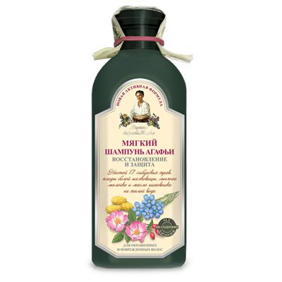 Купить Мягкий шампунь агафьи для окрашенных волос рецепты бабушки агафьи