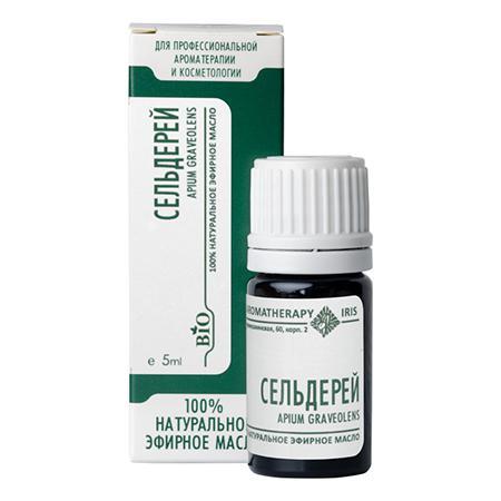 Купить Натуральное эфирное масло сельдерей iris