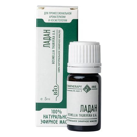 Купить Натуральное эфирное масло ладан iris