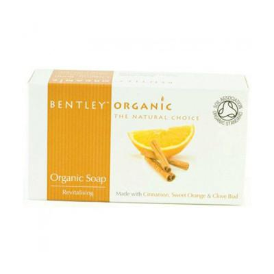 Купить Мыло. оживляющее. с корицей, сладким апельсином и гвоздикой bentley organic