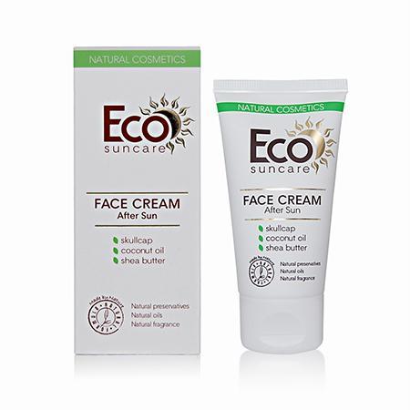 Купить Крем для лица после загара eco suncare