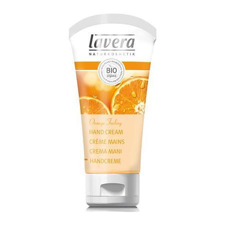 Купить Биокрем для рук апельсиновое чувство в органзе lavera