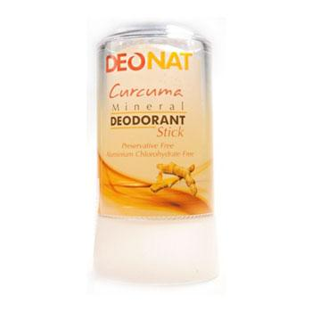 Купить Дезодорант кристалл свежести deonat с куркумой