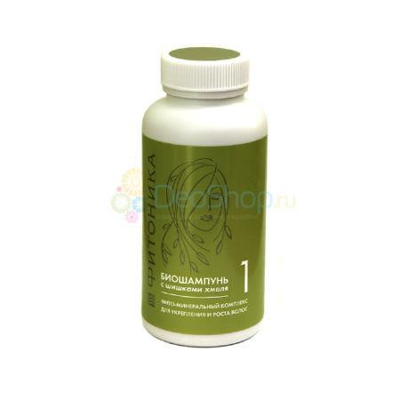 Купить Биошампунь №1 «фитоника» (против потери волос) биобьюти