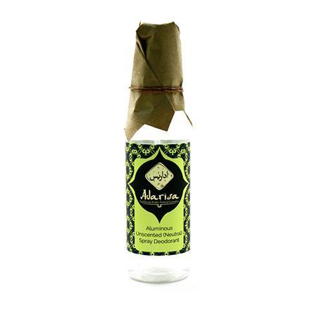 Купить Квасцовый дезодорант-спрей без запаха adarisa