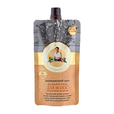 Купить Бальзам-уход для волос защищающий цвет рецепты бабушки агафьи