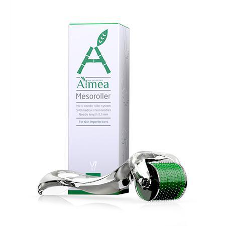 Купить Устройство-мезороллер для омоложения кожи лица и тела almea