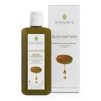 Купить Oliodidattero шампунь для окрашенных волос nature's