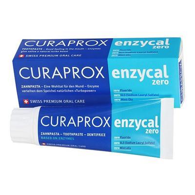 Купить Зубная био-паста enzycal zero curaprox