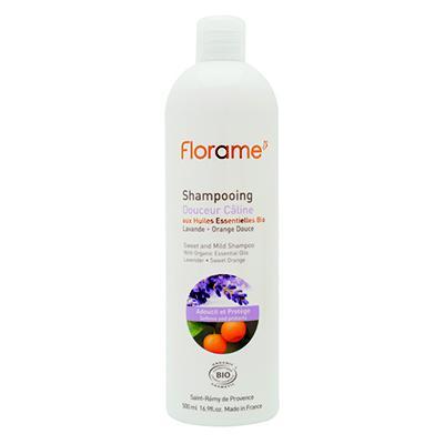 Купить Шампунь для мягких и тонких волос florame, 500 мл