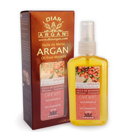 Купить Антицеллюлитное масло арганы для похудения diar argan