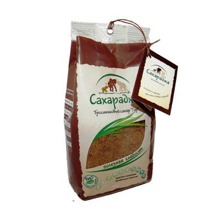 Купить Тростниковый сахар «гур» оригинальный сахараджа (450 гр)